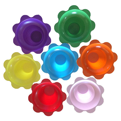 Flower Cups In Assorted Colors - 1,000 - Medium - 8oz