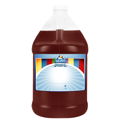 Red Velvet Cake  Syrup - Gallon