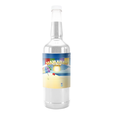 DaiquiriHawaiian Syrup - Quart