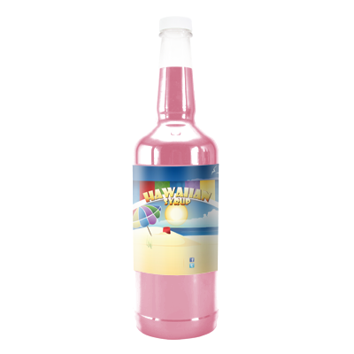 Barbie Hawaiian Syrup - 32 Ounces
