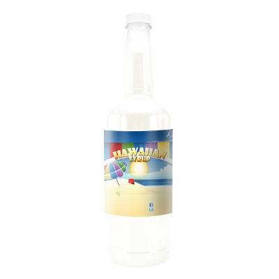 Almond Hawaiian Syrup - 32 Ounces
