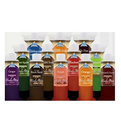 Make 12 Great Tasting Liters of Sodastream Soda with Ralph's Sodamix.