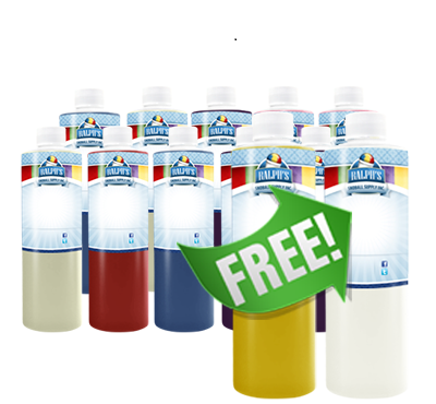 12 Sugar-Free Pints 2 Free and $5 Off Save $24.98
