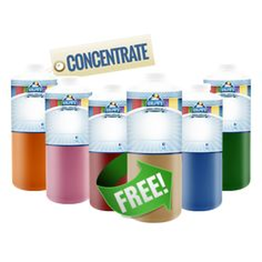 Concentrate | 6 Quarts - 1 Free & $2 Discount - You Save $18.99