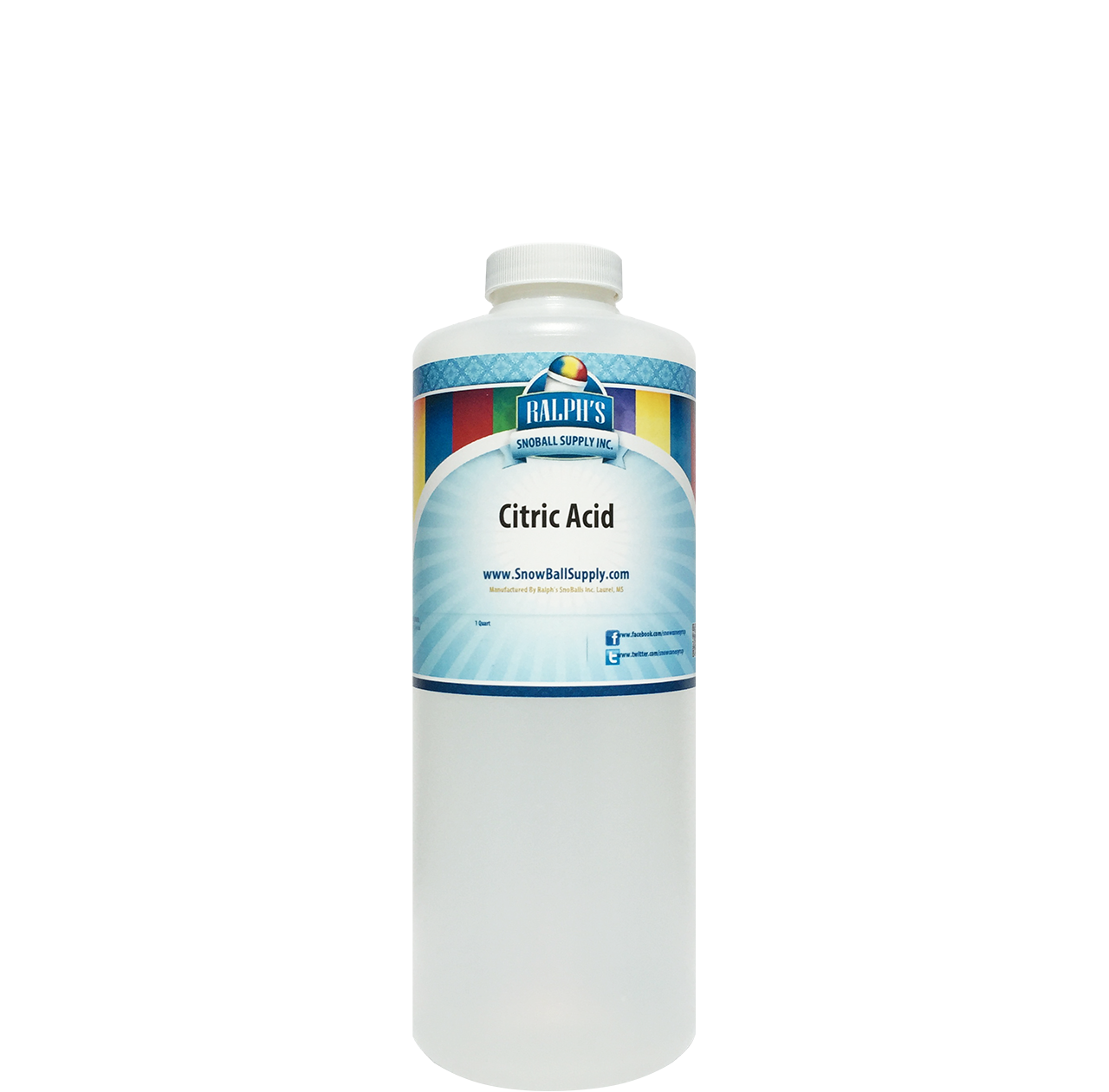 Quart of Citric Acid