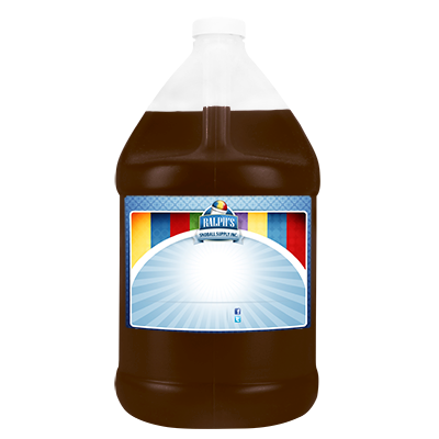 Dr Snow Cone  Concentrate - Gallon