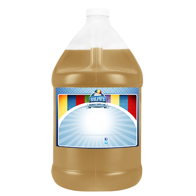 Caramel Mocha  Concentrate - Gallon