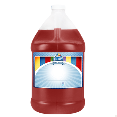 Tiger Blood  Syrup - Gallon
