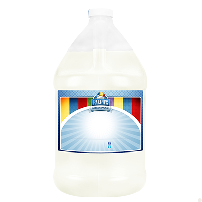 Wedding Cake  Syrup - Gallon