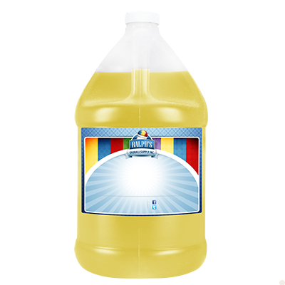 Banana Concentrate - Gallon