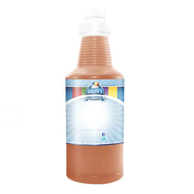 Georgia Peach  Sugar Free Syrup - Quart